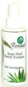 Acne Heal Facial Tonique aloe eucalyptus