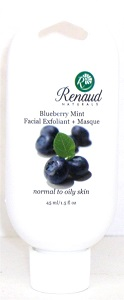 Blueberry Mint 2-in-1 Exfoliant + Masque normal to oily skin