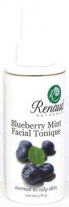 Blueberry Mint Facial Tonique normal to oily skin