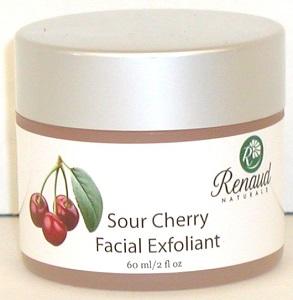 Sour Cherry Exfoliant all skin types