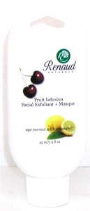 Fruit Infusion 2-in-1 Exfoliant + Masque age repair with Vitamin C