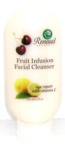 Fruit Infusion Facial Cleanser age repair with Vitamin C