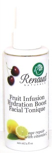 Fruit Infusion Hydration Boost Facial Tonique age repair with Vitamin C