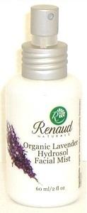 Organic Lavender Hydrosol Facial Mist all skin types