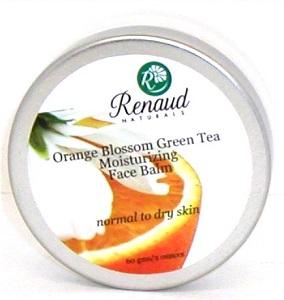 Orange Blossom Green Tea Moisturizing Face Balm normal to dry skin