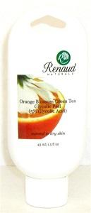 Orange Blossom Green Tea Glycolic Peel (5% Glycolic Acid) normal to dry skin